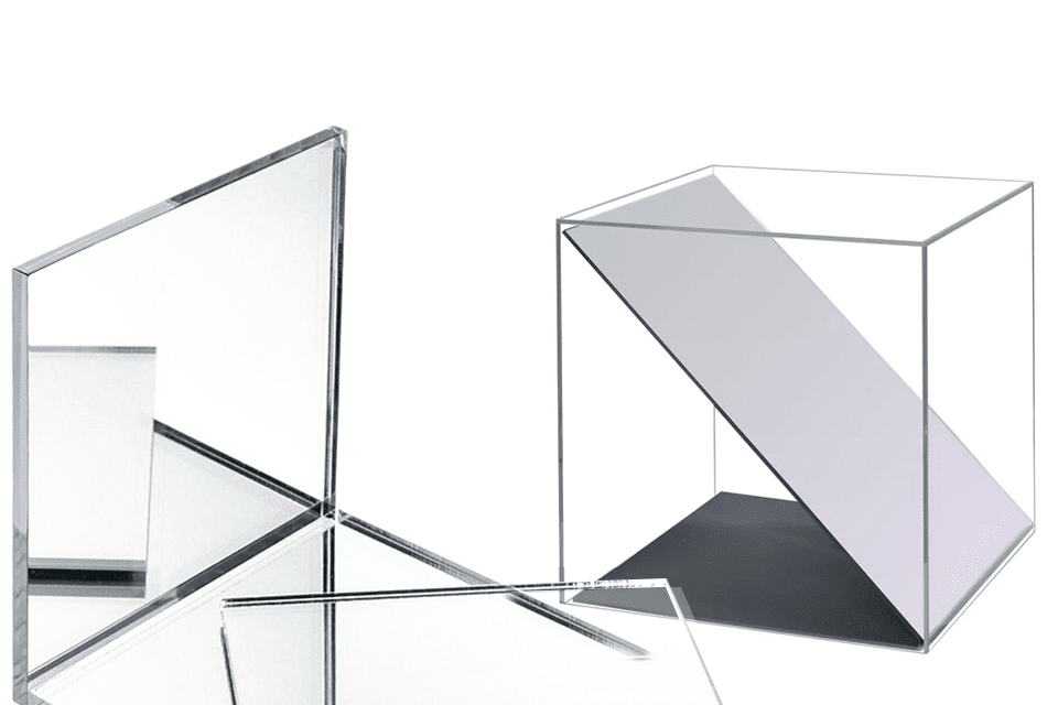 Plexiglas transparent – multiple avantaje