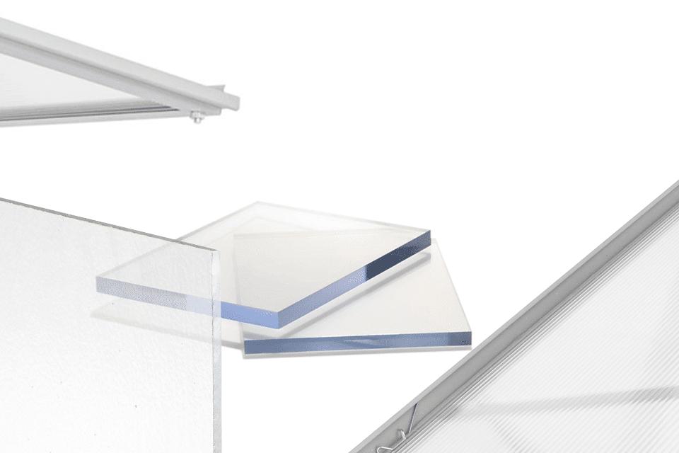 Avantaje ale placilor de policarbonat