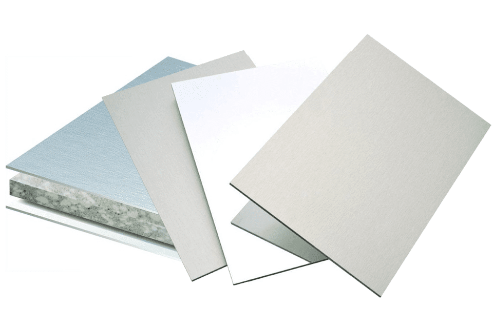 Aplicatii ale placilor de aluminiu compozit