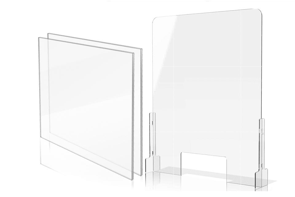Plexiglas - avantaje